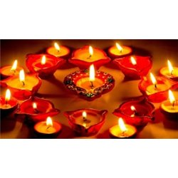 Festival de luz Diwali, salida 10 Noviembre