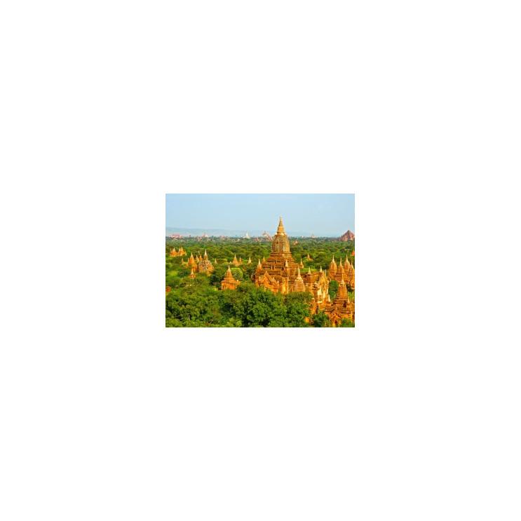 DISFRUTA DE MYANMAR