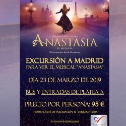 Musical Anastasia