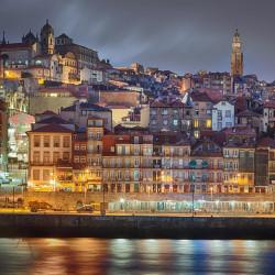 Puente de la Constitucion Oporto y Coimbra