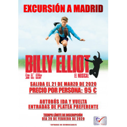 BILLY ELLIOT 21/03/20