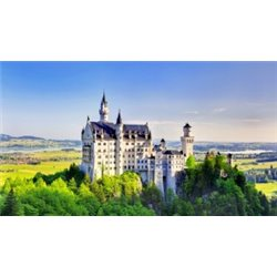 Castillos del Rey Loco y Paisajes de Baviera