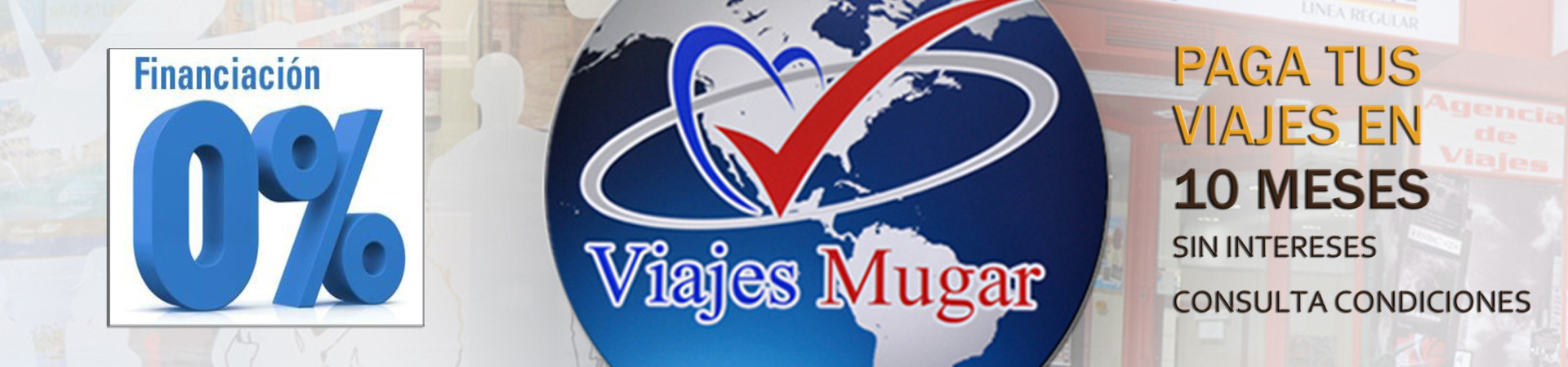 Viajes Mugar